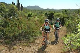 Mountain Biking Curacao